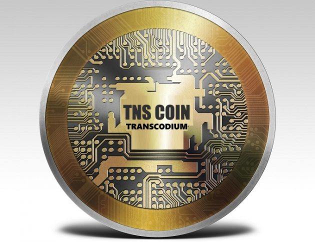 transcodium tns coin