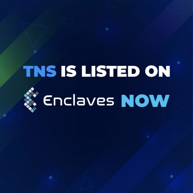 TNS Token Listed On Enclaves